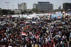 Tahrir Square Morsi Protests