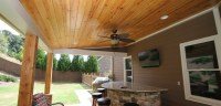 Tongue And Groove Patio Ceiling | Outdoor Goods