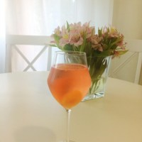 Thirsty Thursday: Rosé Sangria