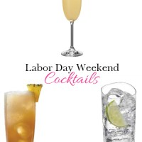 Thirsty Thursday: Labor Day Weekend with Skinnygirl Cocktails