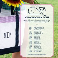 Monogram Monday: Vineyard Vines Monogram Tour