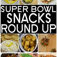 Super Bowl Snacks Round Up