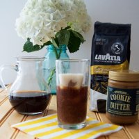 Iced Cookie Butter Coffee