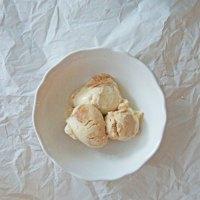 No Churn Cookie Butter Ice Cream