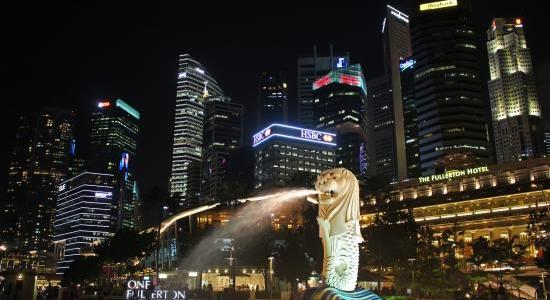 Singapore: You Were Born to Sparkle