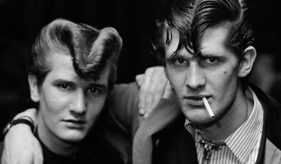 The Teddy Boys Britains Original Teenage Rebels