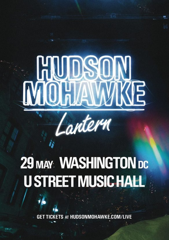 Hudson Mohawke at U Street Music Hall