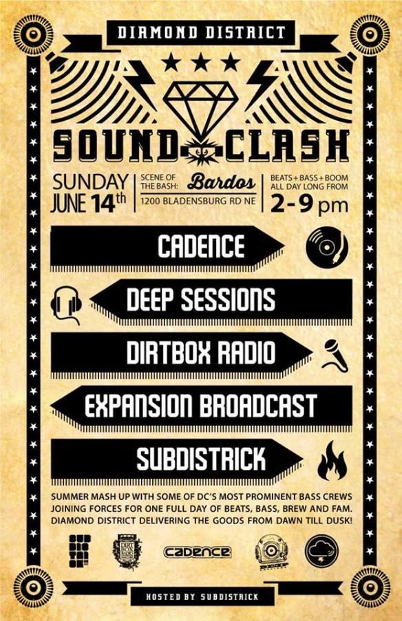 Diamond District Soundclash at Bardo Brew Pub