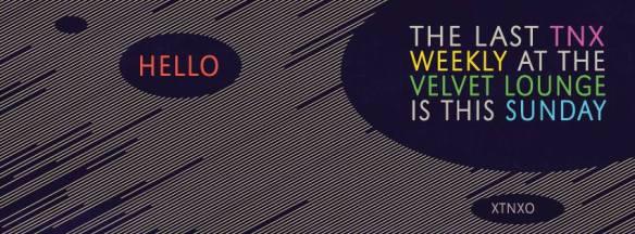 TNX - Our Last Velvet Sunday with Tommy Cornelis, Baronhawke & Bil Todd at Velvet Lounge