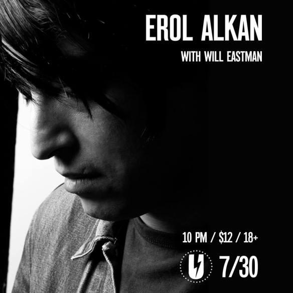 Erol Alkan with Will Eastman at U Street Music Hall