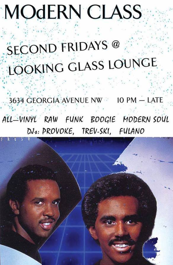 Modern Class with Trev-ski, DJ Provoke & Fulano at The Looking Glass Lounge
