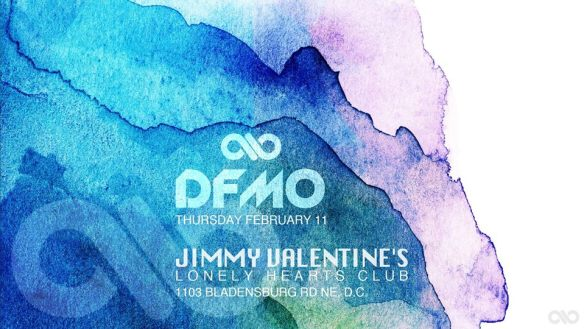 DFMO at Jimmy Valentine's Lonely Hearts Club