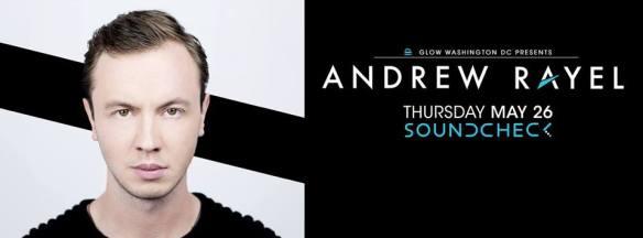 Andrew Rayel at Soundcheck