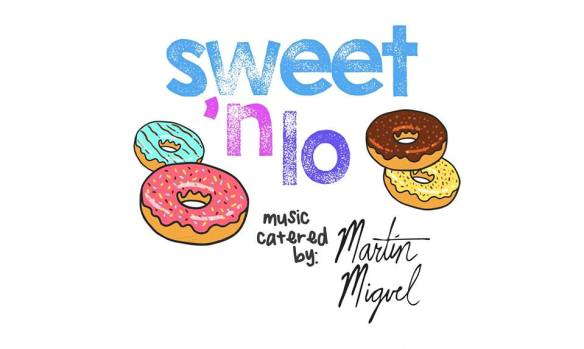 Sweet 'n Lo Happy Hour w/ DJ Martin Miguel at Songbyrd Music House and Record Cafe