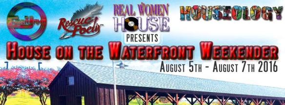 House on the Waterfront Weekender at Waterfront Park, Bladensburg