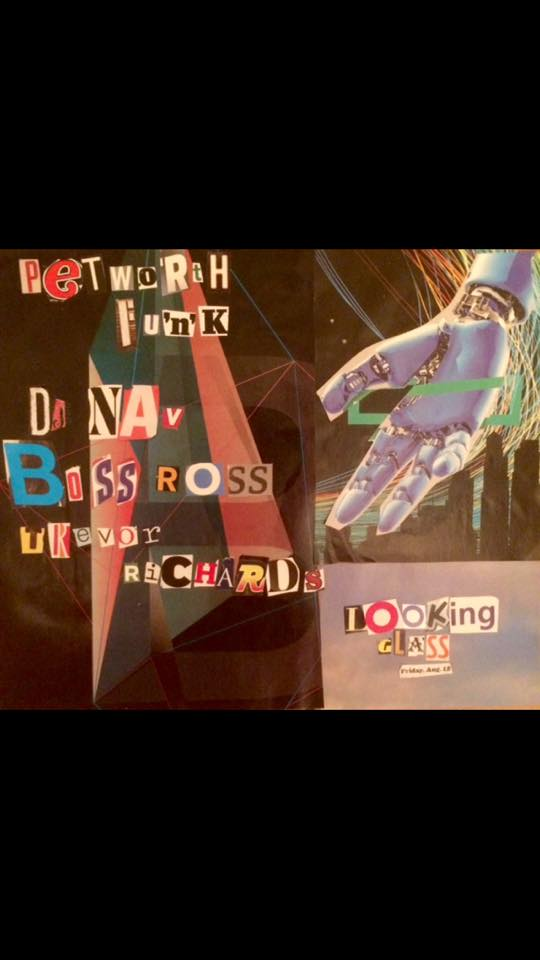 Petworth Funk with DJ Nav, Boss Ross & Trevor Richards at The Looking Glass Lounge