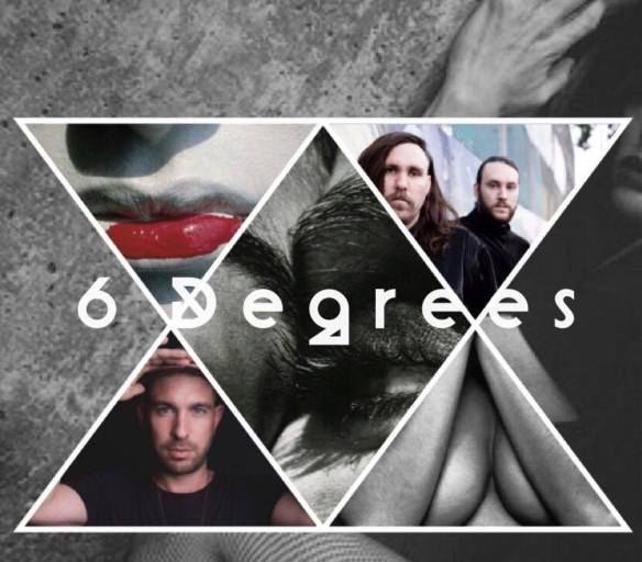6 Degrees (Welcome Party) with Sergio Santos (LA) + Aldridge Brothers (LA) at Eighteenth Street Lounge
