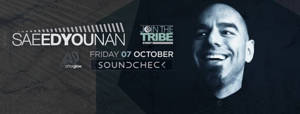 Join the Tribe with Saeed Younan at Soundcheck