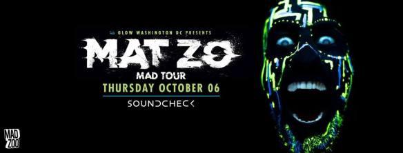 Mat Zo at Soundcheck