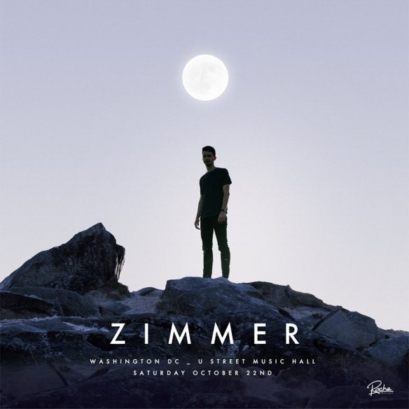 Zimmer with zacheser, Enamour at U Street Music Hall