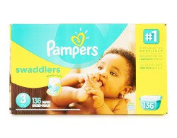 Small Of Pampers Newborn Diapers