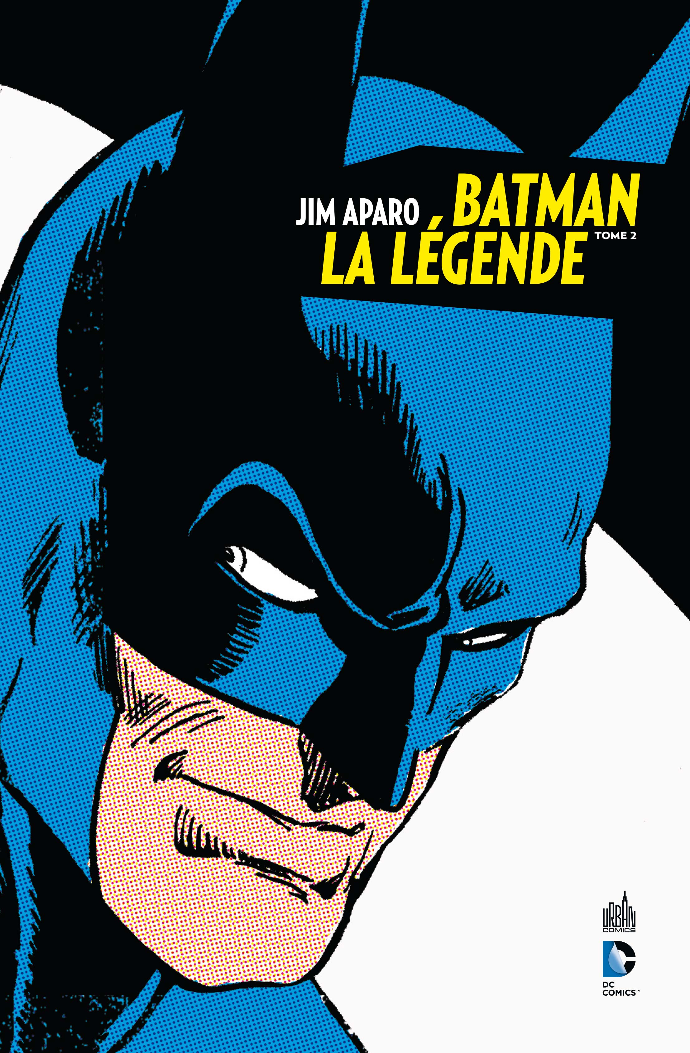 Aparo Review Vf Batman La Légende Tome 2 Dcplanet Fr