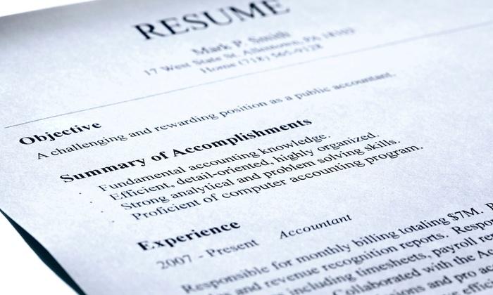 Hands-on Workshop on crafting a winning resume \u2013 DC Science