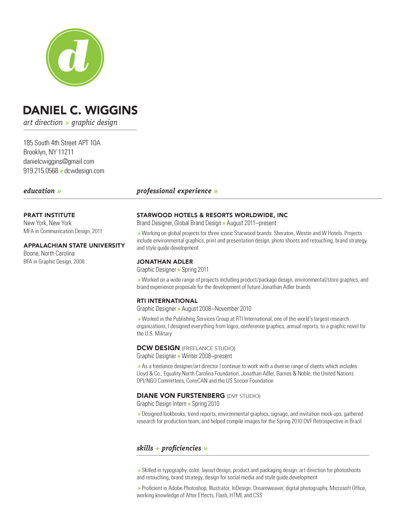 Free CV RESUME Template InDesign Layout On Behance VisualCV