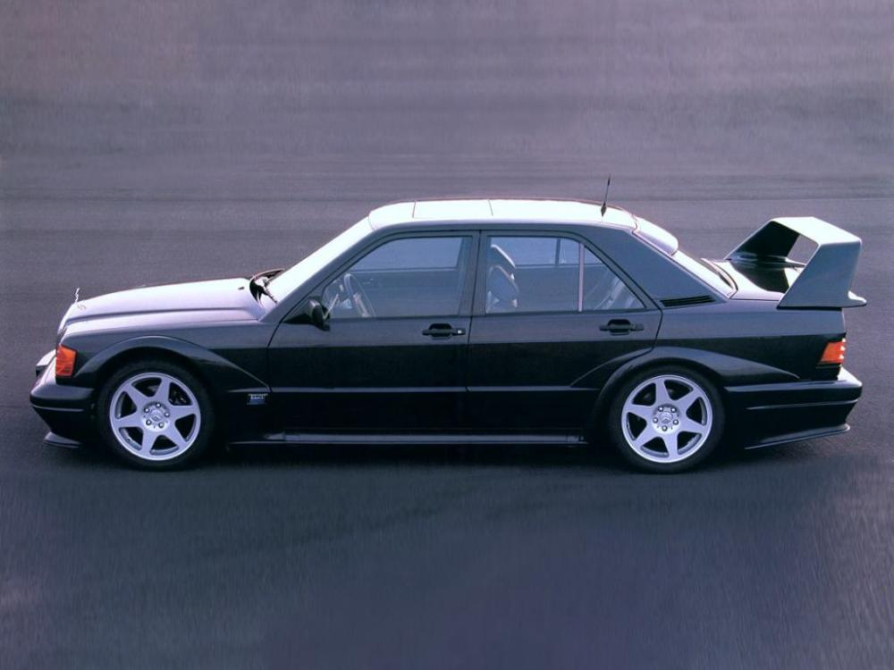 Ice Ice Baby: The Mercedes-Benz 190E 2.5-16 Evolution II is as cool as ice (2/2)
