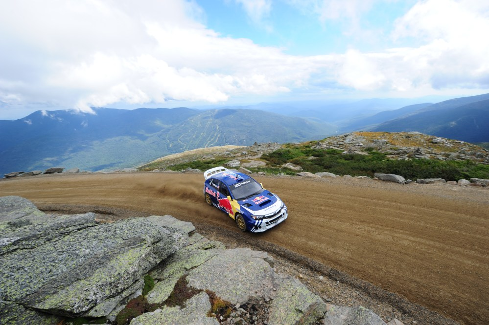 The Torque Tube: Travis Pastrana and the Mt. Washington Auto Road (6/6)