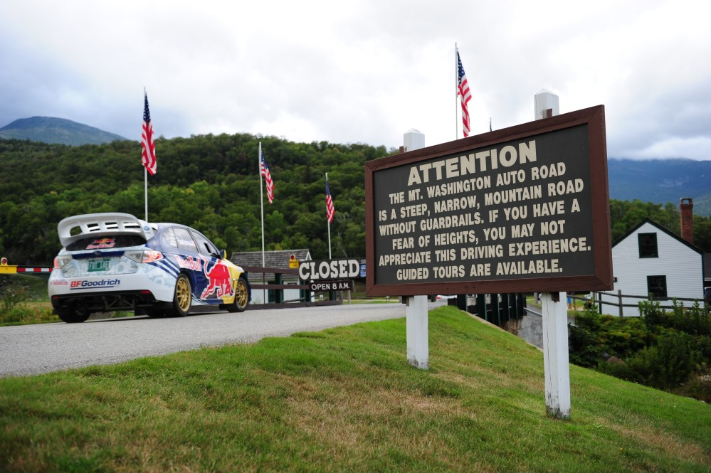 The Torque Tube: Travis Pastrana and the Mt. Washington Auto Road (2/6)