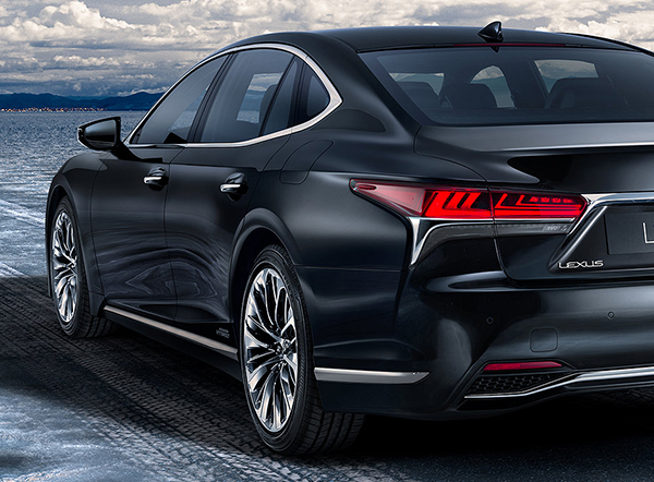 Lease A 2018 Lexus Ls 500 New Lexus Dealership Near