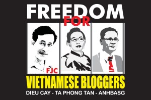 Freedom for Vietnamese bloggers