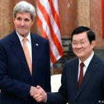 John Kerry Vietnam 2015