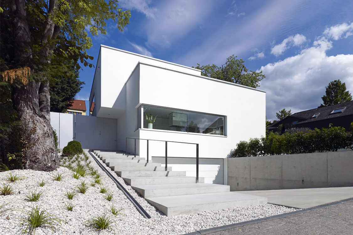 Architekt Bad Honnef Ddj Architekten Wohnhaus Wolkenburg