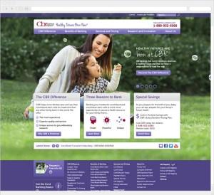 CBR homepage