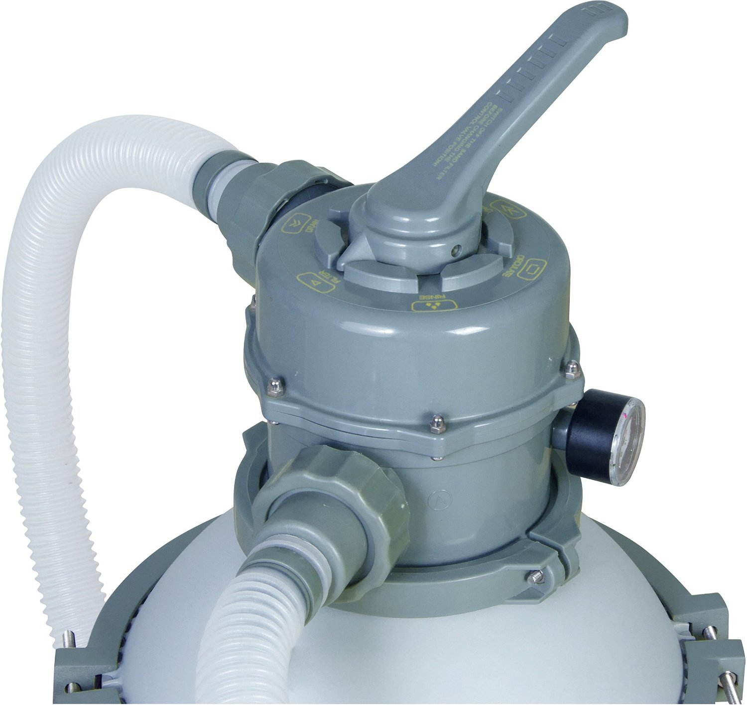 Pool Pumpe Anschließen Anleitung Bestway Bestway Sand Filter Pool Pump 530gph For Above Ground