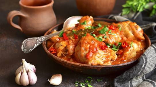 Ideas Para Cocinar Hoy Healthy & Easy Chicken Recipes - D & D Poultry Blog