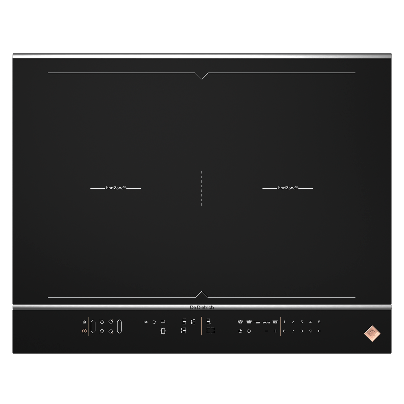 Sigle Casserole Induction Induction Hob Dpi7689xs De Dietrich