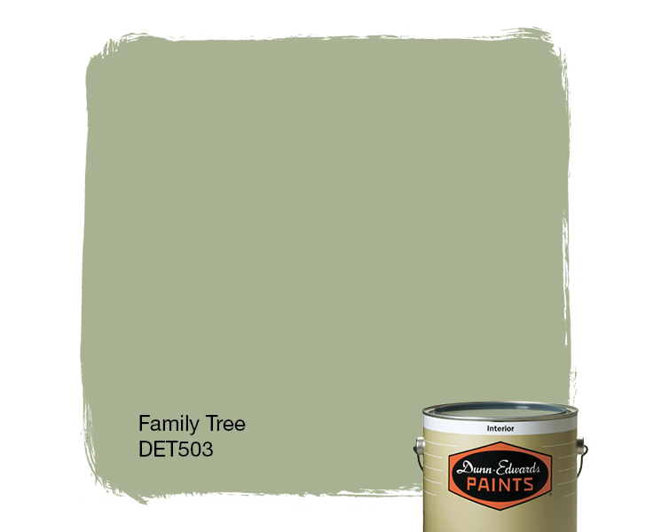 Family Tree (DET503) \u2014 Dunn-Edwards Paints