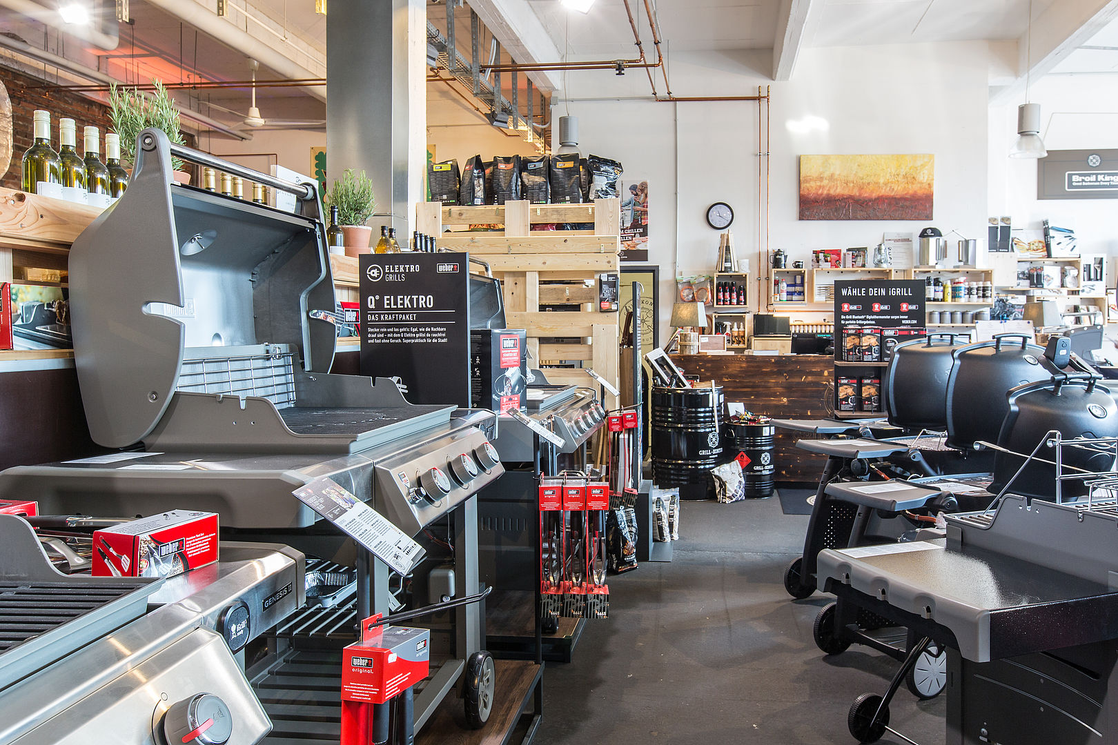 Grillkurs Augsburg Grill Kontor Hamburg Up To 50 Persons Fiylo