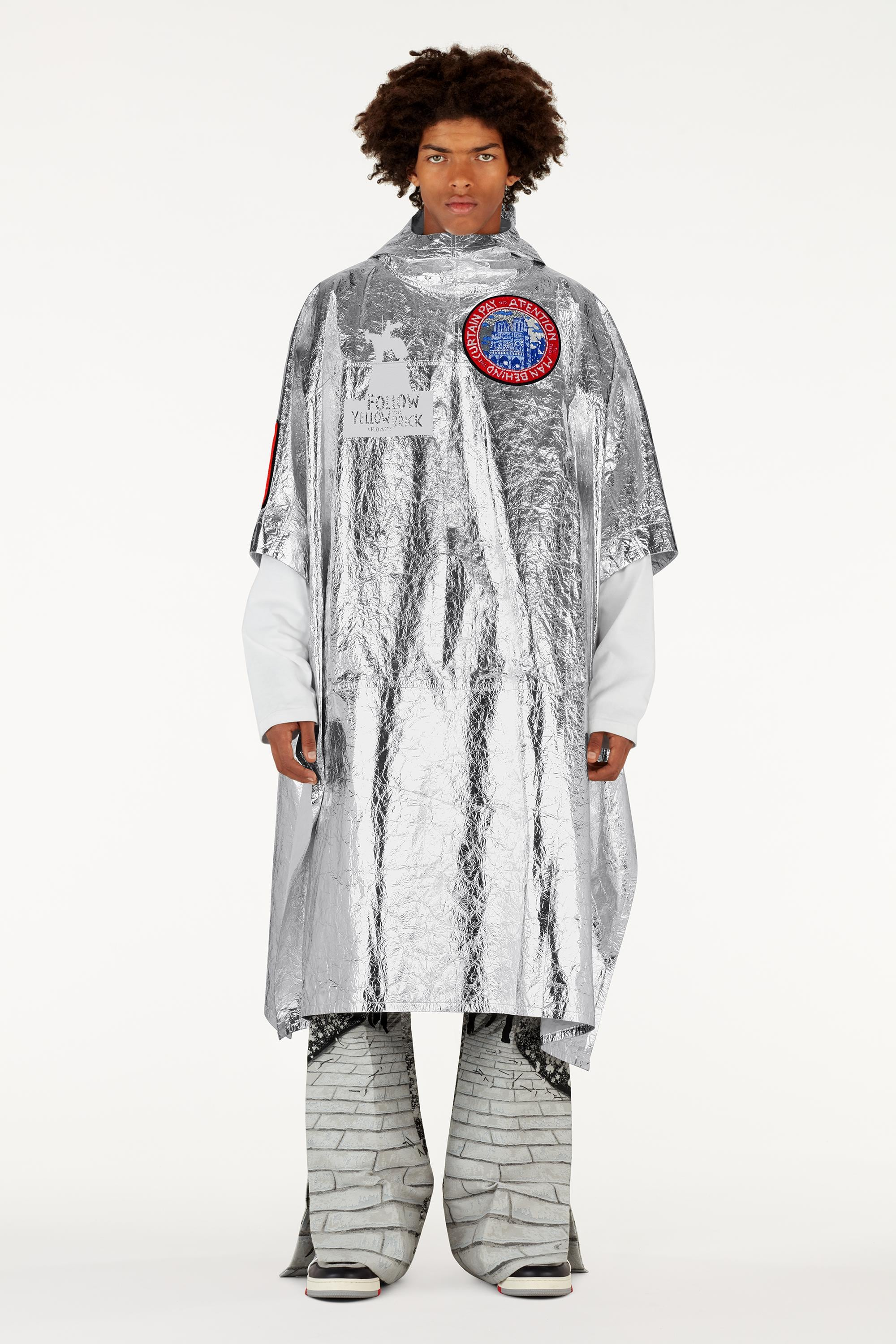 Regenponcho Damen Regenponcho Ready To Wear Louis Vuitton