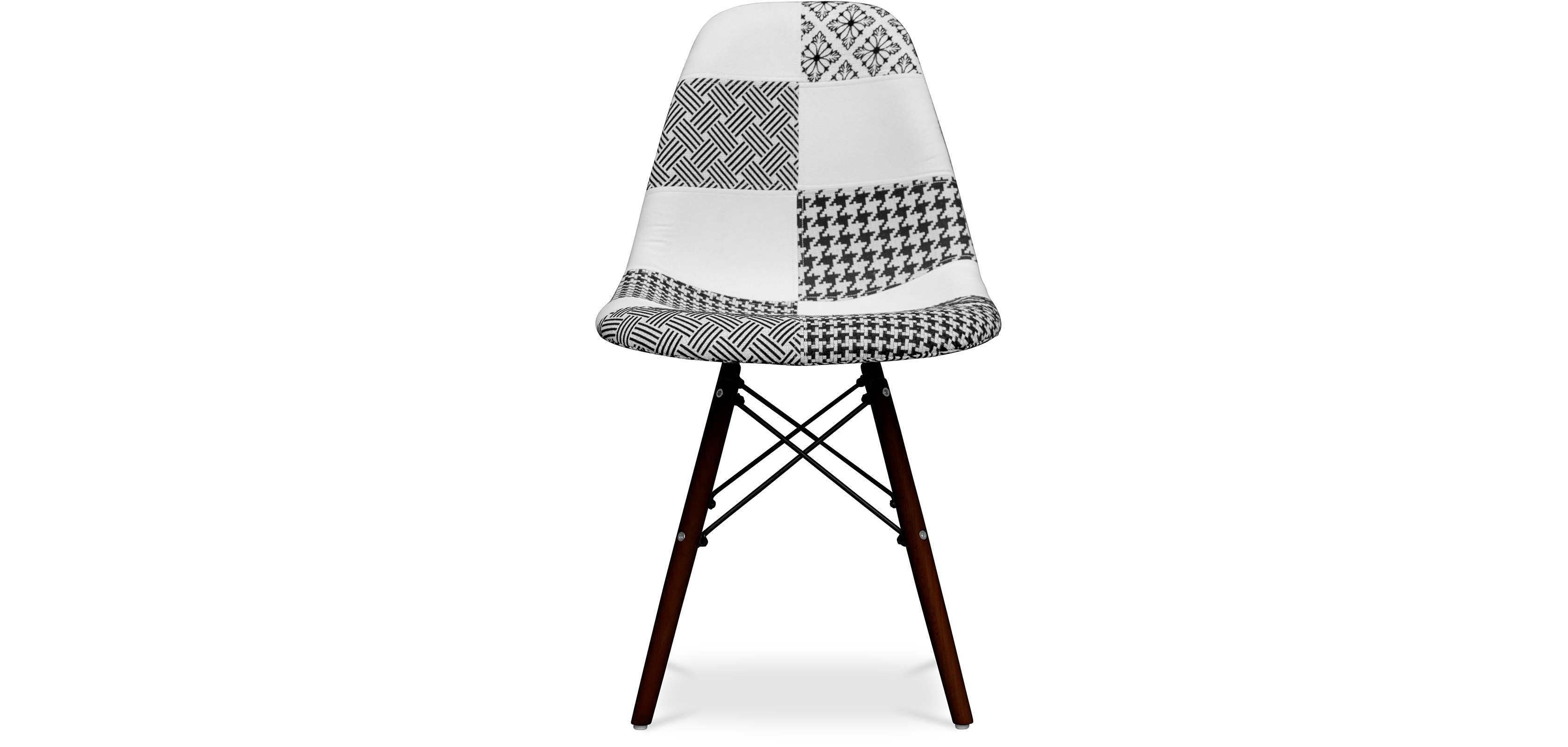 Stuhl Eames Style Daw Stuhl Patchwork Charles Eames Style