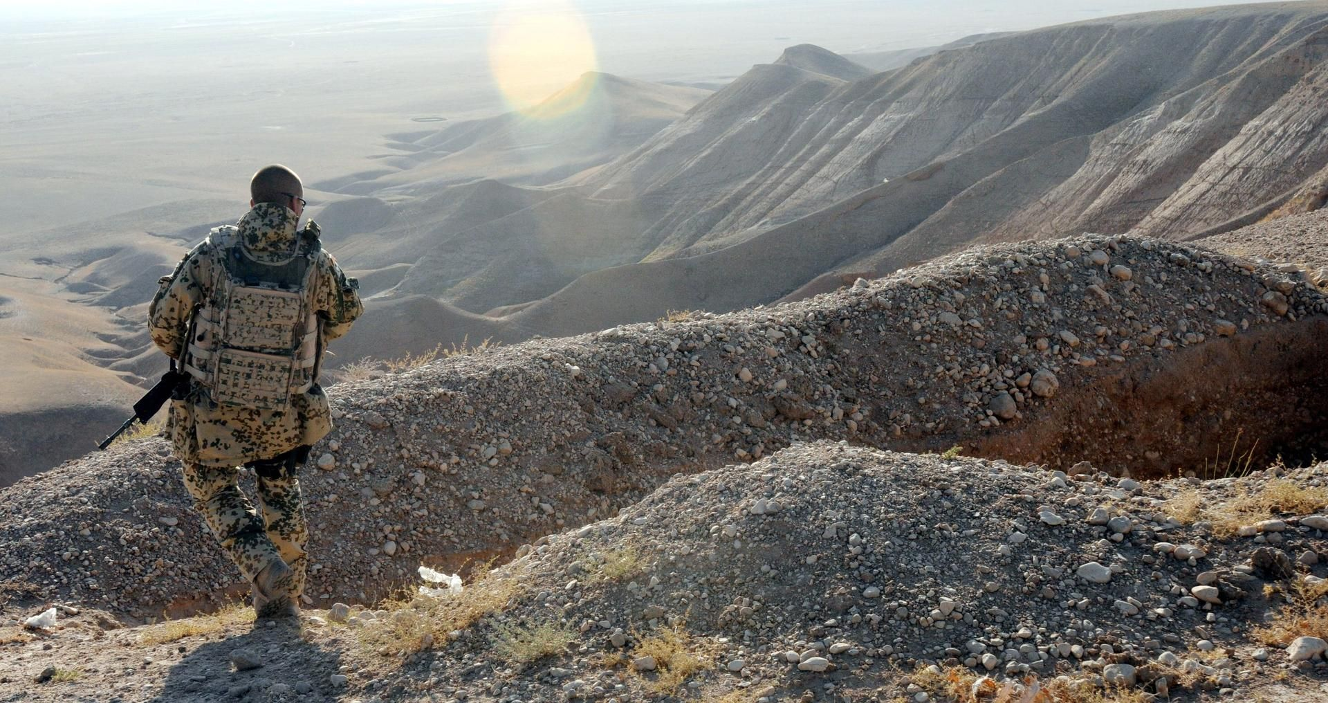 Killzone Shadow Fall Wallpaper Iphone Afghanistan Eine Friedenstruppe Die Chaos Brachte