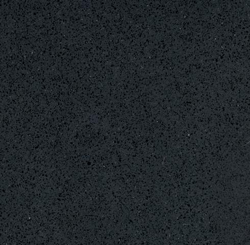 China SS5872 Tinte Schwarz Arbeitsplatten Quarz Badezimmer Vanity    Quarzstein Badezimmer