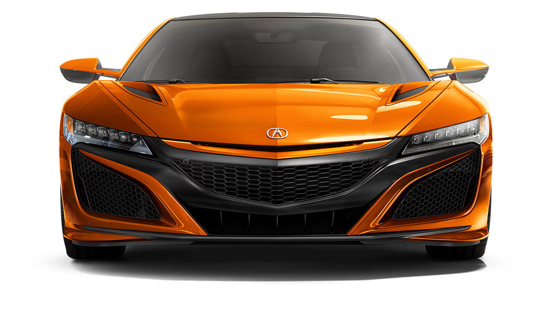 2019 Acura NSX Build  Price Acura