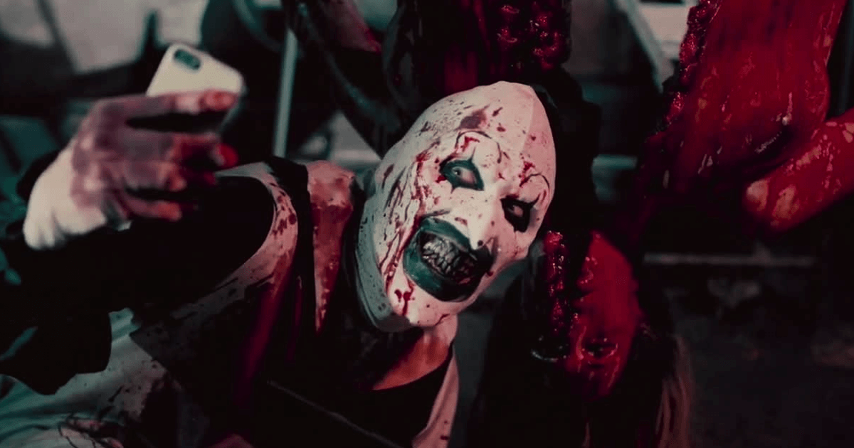 Fall In New York Wallpaper Creepiness And Gore Loom Heavy In Terrifier Dead