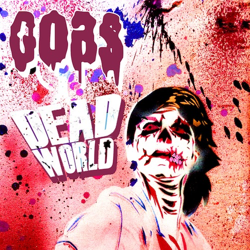 DEAD WORLD - COVER 2