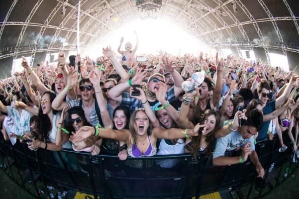 Coachella 2013 - Day 2 Week 1