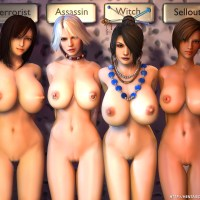 This set of busty bitches will make any dead alive!